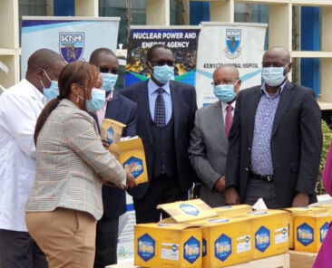 IAEA_donate_covid19_equipment_to_kenya_1