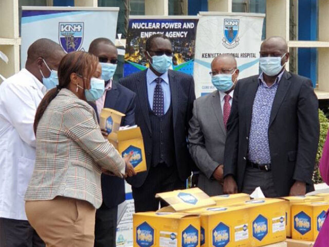 IAEA_donate_covid19_equipment_to_kenya_1