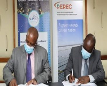 NuPEA signs Collaboration Agreement with REREC