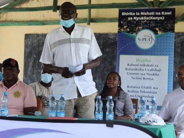 NuPEA host Stakeholders in Kilifi